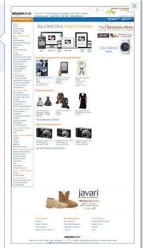 Amazon Instant Preview