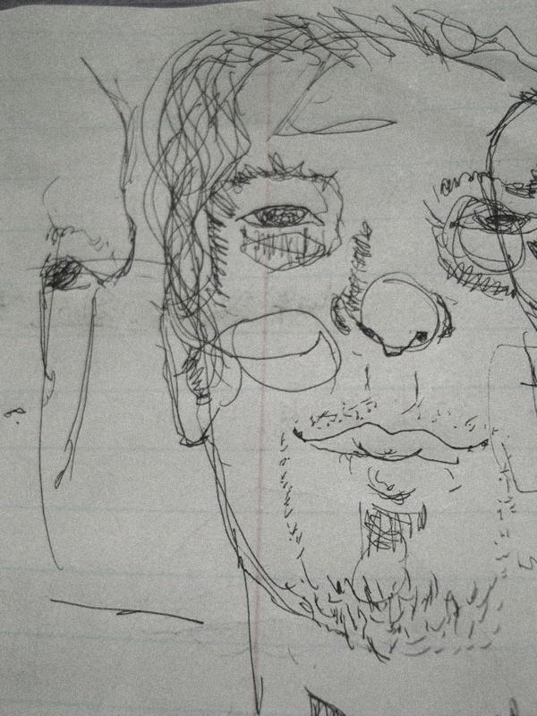 random portrait.
