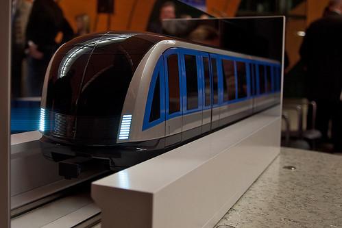 Modell des C2-Zugs