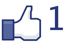 Facebook Like Button [Photo by FindYourSearch] (CC BY-SA 3.0)
