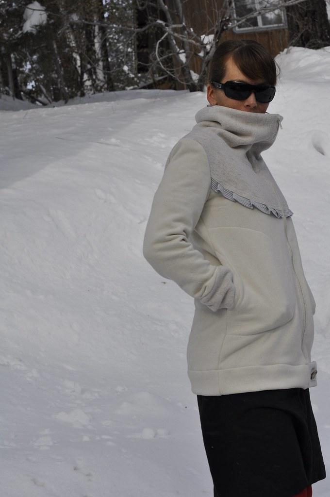 rebecca coat_star