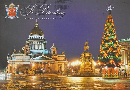 Historic Centre of Saint Petersburg and Related Group of Monuments