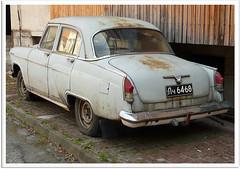 GAZ-21 Volga (tipolska25) Tags: classic car automobile voiture easterneurope volga russie gaz21