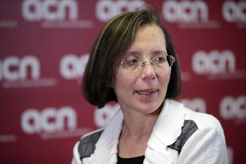 Montserrat Tura a #ACNdirecte