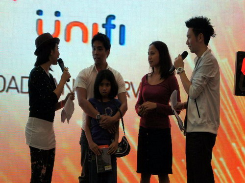 Interviewing Zefri's family on UniFi benefits and advantages for the average household