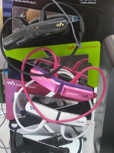 Sony MP3 Walkman