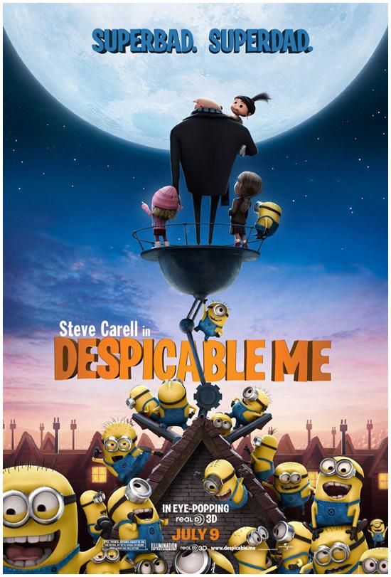 Despicable Me - Kẻ Cắp Mặt Trăng xalophim
