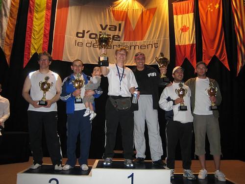 2007 - WCS - Bonzini246