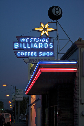 Westside Billiards
