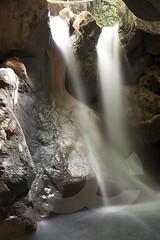 la vida (decueva) Tags: longexposure naturaleza nature water waterfall agua rocks cascada largaexposicin