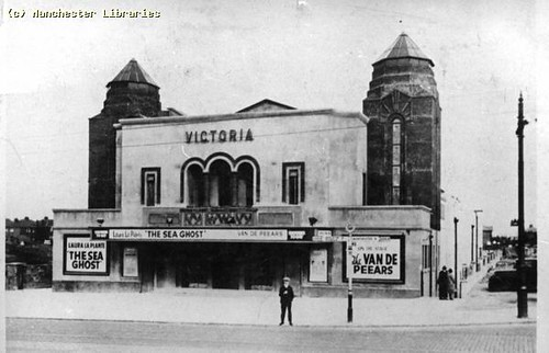 Victoria Avenue Cinema, Blackley