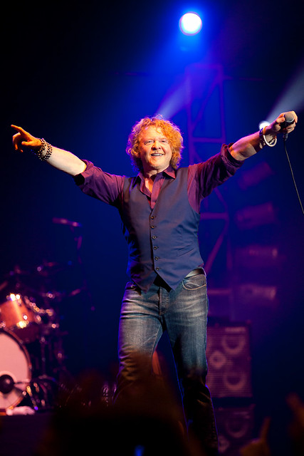 Simply Red at Soulnation 2010-13