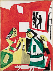 Pablo Picasso - After Las Meninas -1957