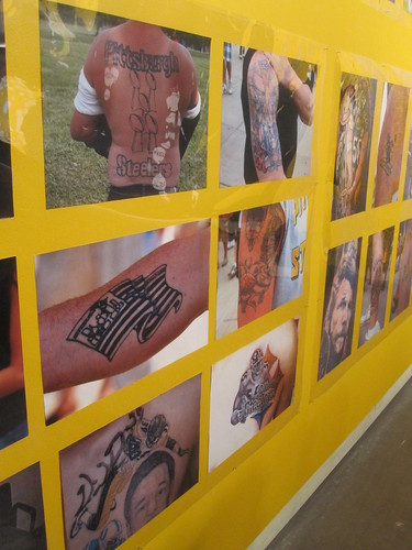 steelers tattoos. Steelers Tattoos