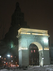 Arch With One Fifth Avenue by edenpictures, on Flickr
