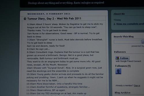 9th February 2011