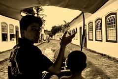 (Lulu@) Tags: horse brasil paraty rj rua turismo cavalo carroa filtro charrete