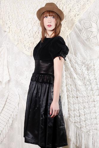 Mallory in Red Velvet