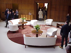 Entrance Hall, Eltham Palace
