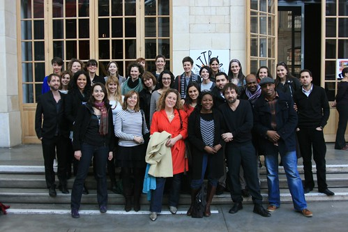 Group Photo: The WANTED NOW! workshop on cultural rights