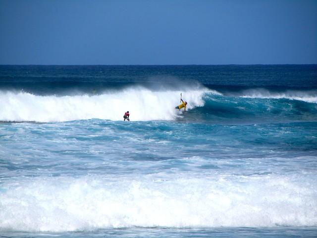 Hawaii, Oahu, North Shore, Sunset Beach, beaches, surfing