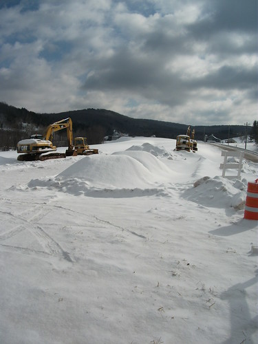 New York State Route 17 Construction - Parksville, New York ...