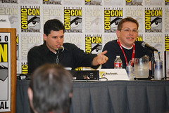 SDCC 2010/Reading with Brains