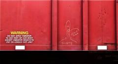 Slippery - First Born (mightyquinninwky) Tags: railroad art yard graffiti streak tag graf tracks railway tags tagged railcar rails graff graphiti hopper slippery freight trainyard trainart rollingstock firstborn freightyard railart moniker movingart freightart rollingart paintedrailcar paintedfreight taggedrailcar taggedfreight markalart