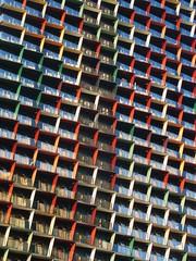 little boxes (rpiker101) Tags: color architecture apartment australia melbourne victoria cbd multicolored