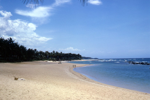 Beach of the Dorado Beach Hotel