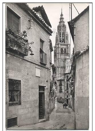 Calle de Santa Isabel a inicios del siglo XX