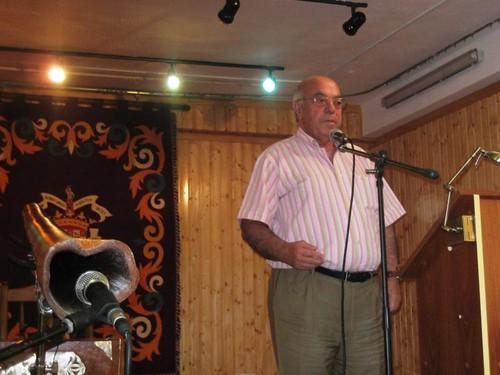 Presentacion Revista Utopía verano José Perea  2010 005