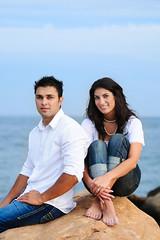 (irina_kra) Tags: portrait love beautiful engagement couple young nikond300