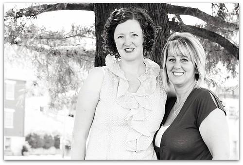 Bridget & Cheryl