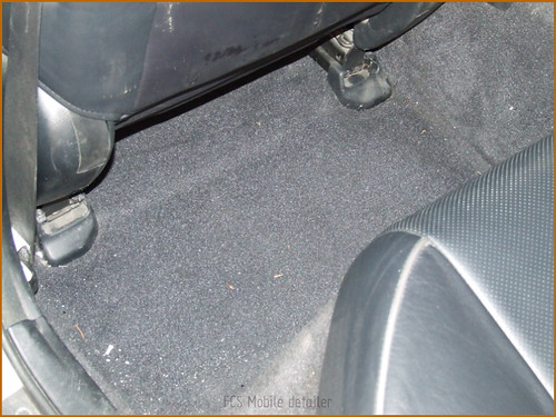 Detallado interior integral Lexus IS200-14
