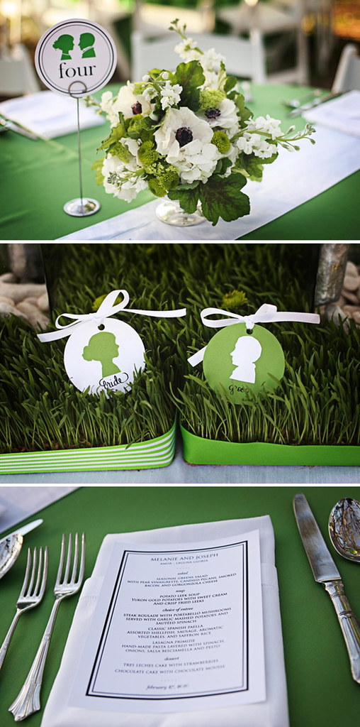 wedding green 02