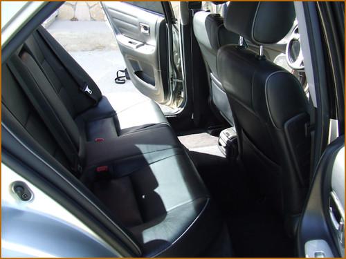 Detallado interior integral Lexus IS200-52