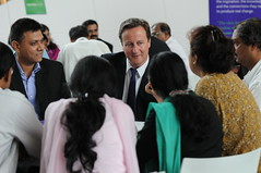 PM meeting Common Purpose course participants ...