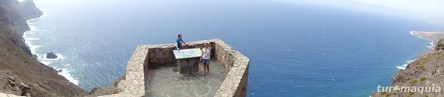 Mirador El Balcón - Gran Canaria