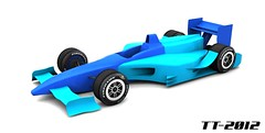Design by Tyler Tucker - v2 (IZOD IndyCar Series) Tags: design racing fans 2012 indycar izod dallara tylertucker newchassis indycarcom