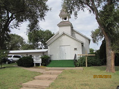 Exploring Oklahoma History: Presbyterian Church in Beaver