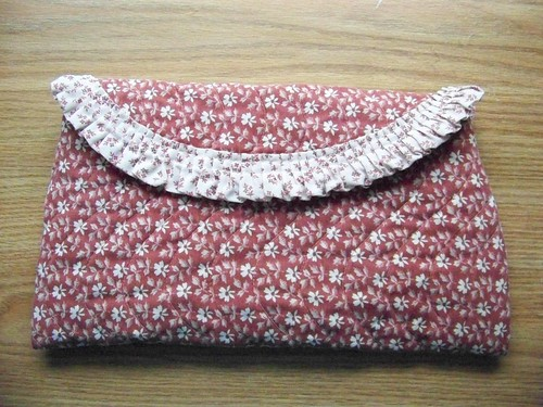 Fabric Placemat Clutch