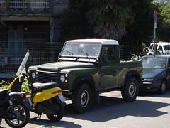 salita Pineta (Federico Savogin) Tags: up 4x4 rover land pick arenzano