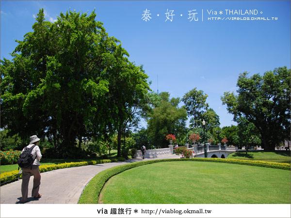 【泰國旅遊】大城之旅|泰皇的渡假聖堂~芭茵夏宮46