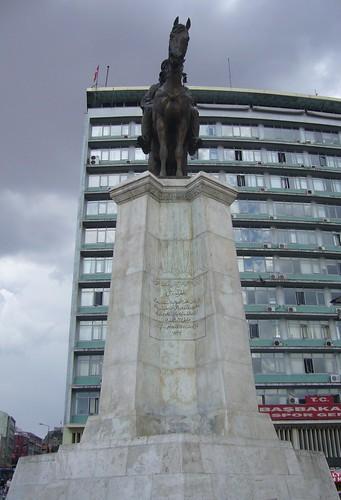P1040786 Ankara, Ulus meydani