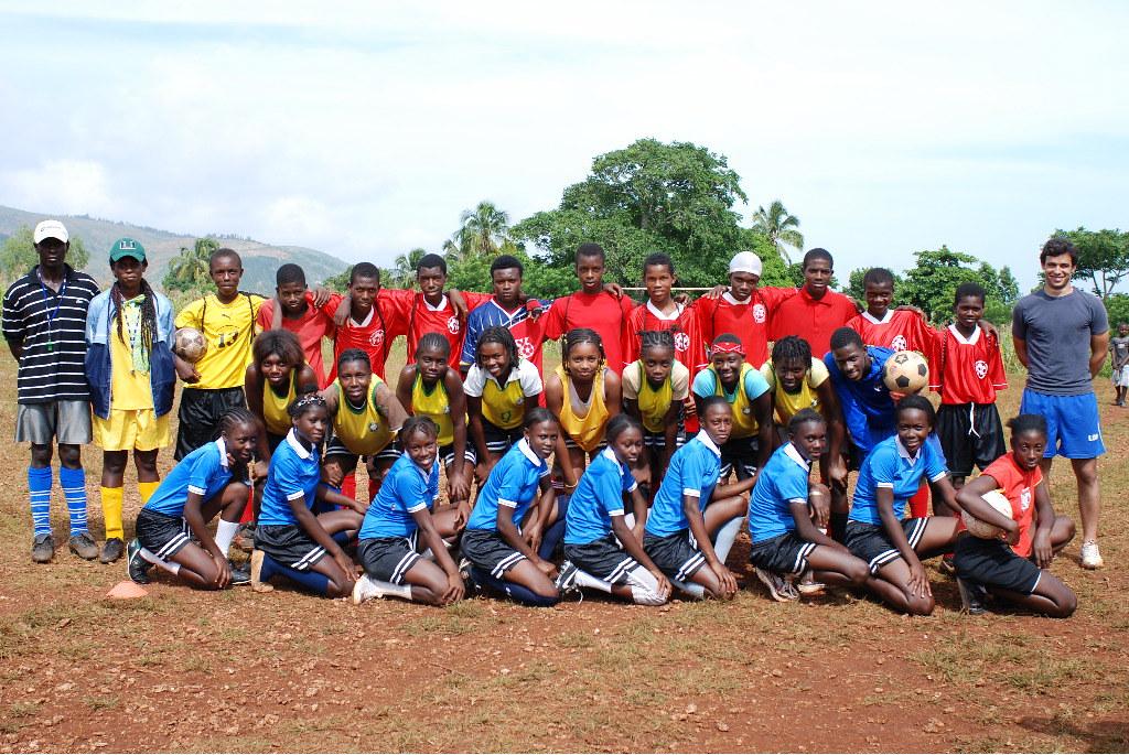 Soccer / Football Team Photos – Lebrun, Haiti