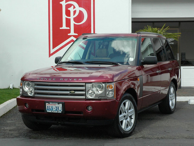 The world 39 s best photos of dealer and rangerover flickr for Park place motors bellevue