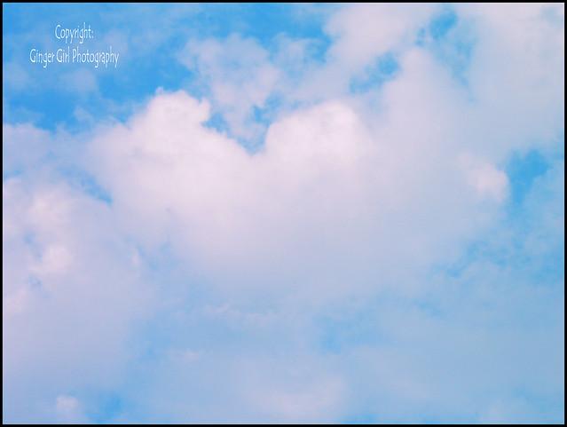 Amy-Heart Shaped Cloud