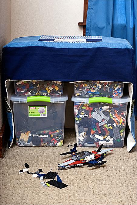 lego box cover back
