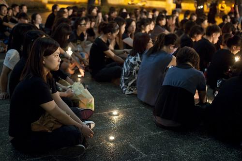 HK sadness